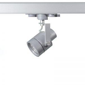 1.Kuper 7w GU10 retrofit LED track light