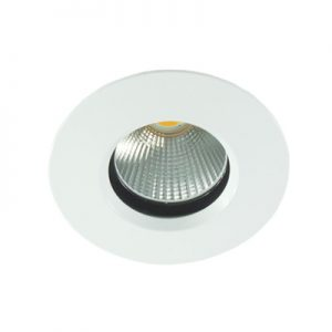 ZONE 1. Piccolo IP54 Fixed LED downlight 9w
