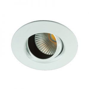 Piccolo Adj LED downlight MR11 9w 1200lm max