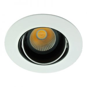 Sienna Trim low adjustable downlight 9w