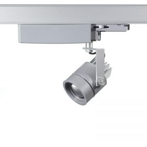 3.Kuper 9w 12w LED COB track light 24˚/ 40˚