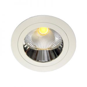 Iris LED fixed downlight 18w 2400lm max
