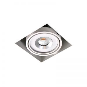1.Nova Trimless single LED downlight 1x9watt