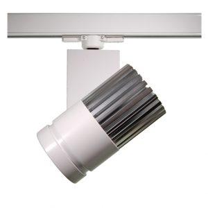 8.Kuper Air 45w 3 circuit track spotlight