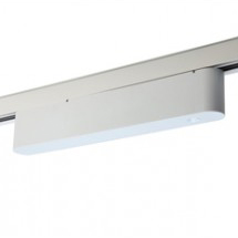 Emergency track lighting
