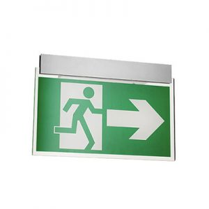 LED Emergency Ceiling Hanging Sign