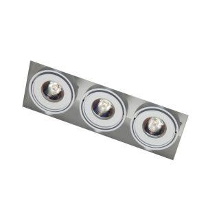 Nova Rriple LED Trimless 305 x 105mm 3x9w