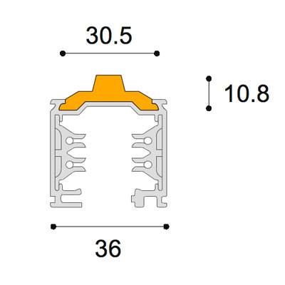 120mm Track Plate