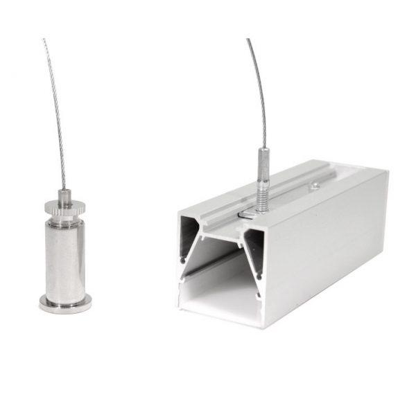 2x1500mm wire suspension