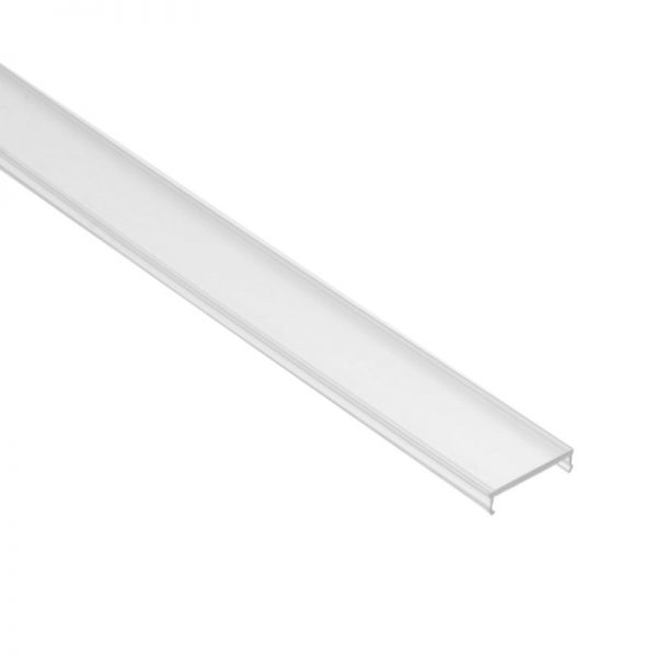 Clear and opal diffuser for Light Bar