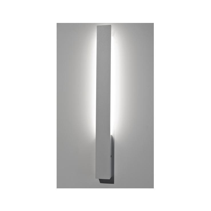 F Led vertical wall mounted light Basis Lighting