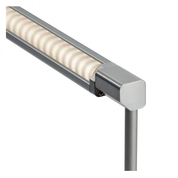 Lightbeam with swivel head