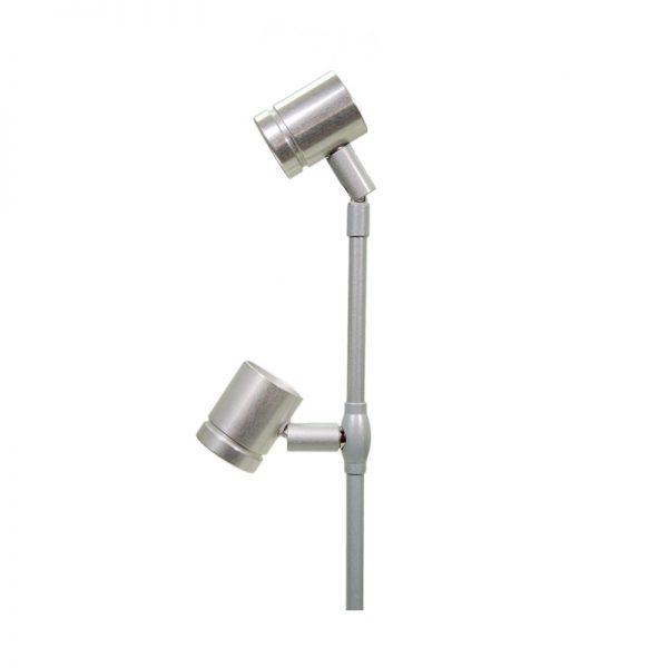 Micro Kuper surface multi head 9v stem light