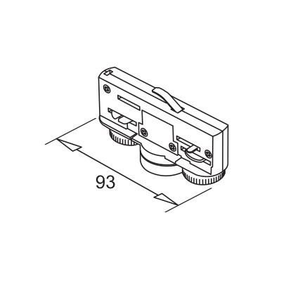Multi adaptor 240V