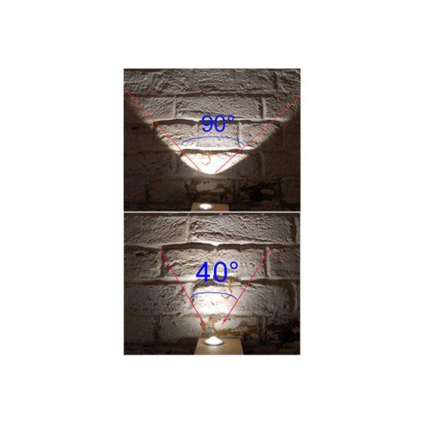 Nano recessed downlight