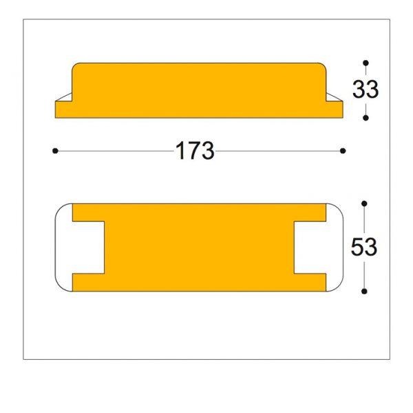 12v AC 0-250va dimmable transformer