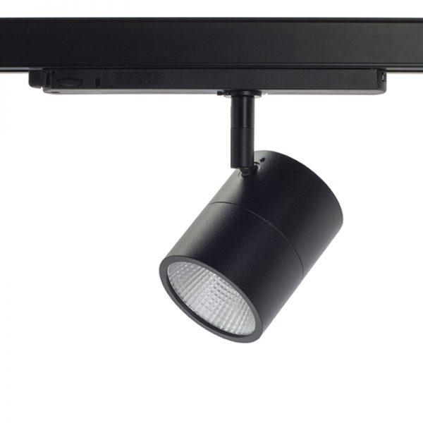 Kuper 30 Track Spotlight 18w-25w Semi Flush