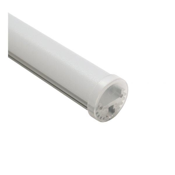 Pino Clear Plastic endcaps