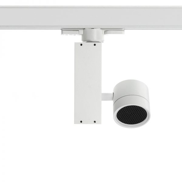 Kuper MR16 Track Spotlight Sidebox