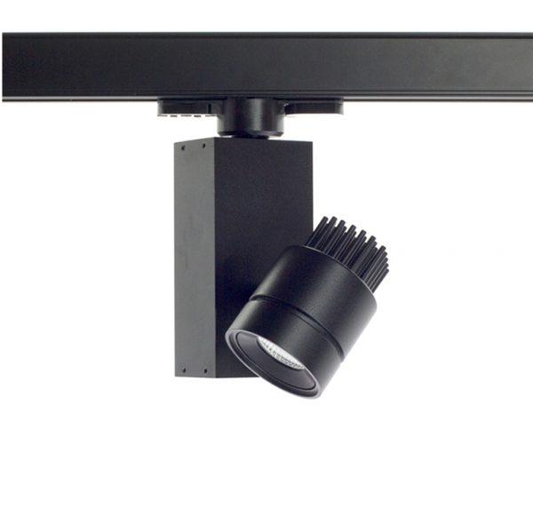 Kuper 8w Track Spotlight Sidebox Self Dim