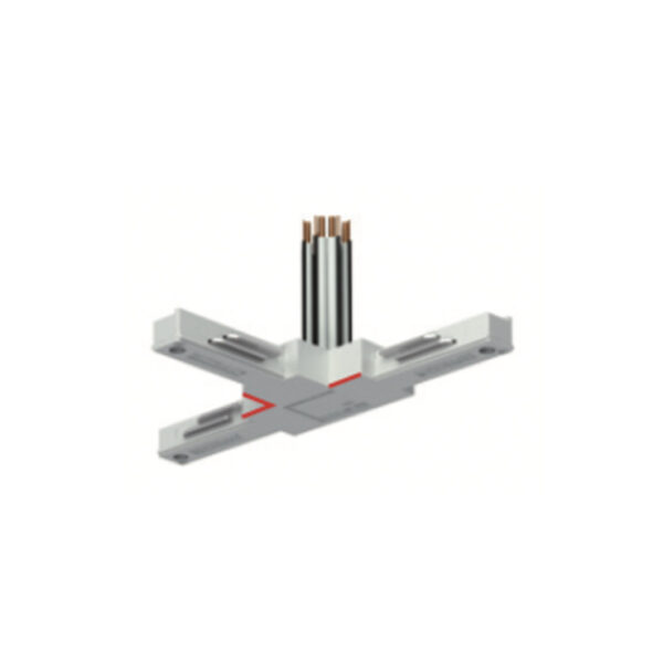Eutrac 12v T Connector