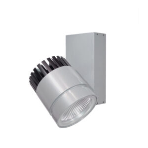 Kuper Air surface 40-60w spotlight with sidebox