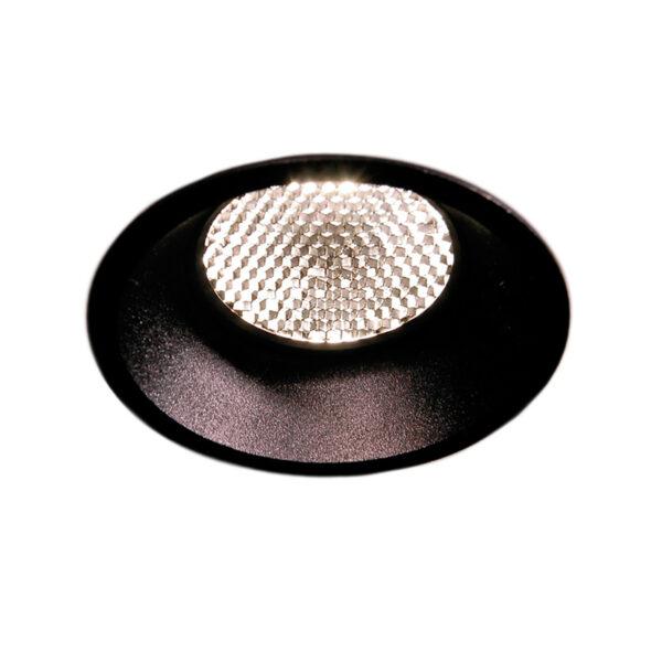 ZONE 1. Border IP54 12w fixed downlight