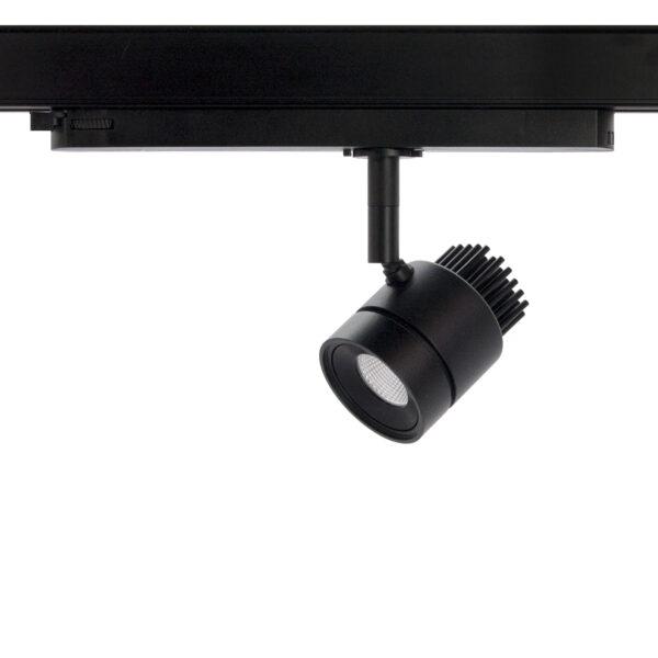 Kuper 8w Track Spotlight Semi Flush