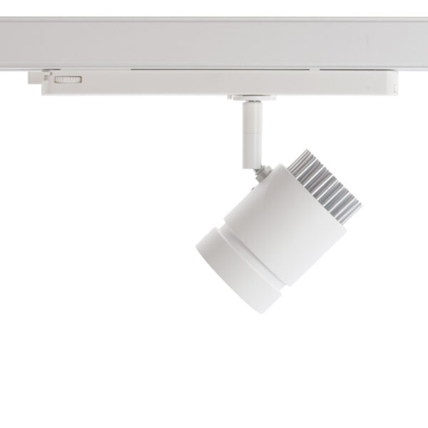 Kuper Ore 18w Track Spotlight Semi Flush