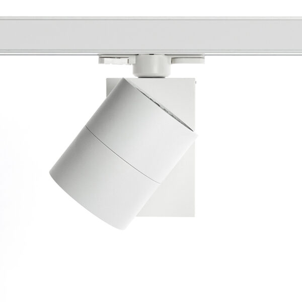 Kuper 30 18w-25w Track Spotlight Sidebox