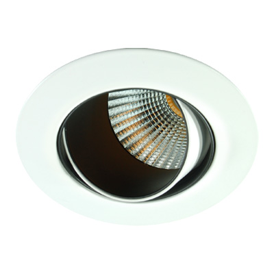 Sienna Trim 12w LED down lighter MR16