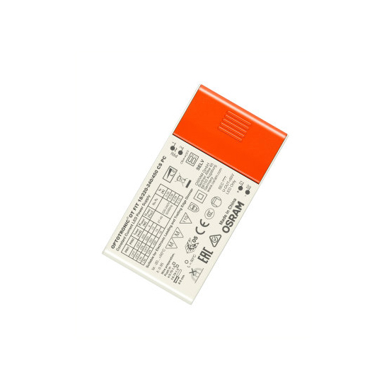18w Max 27-40v Osram dimmable driver