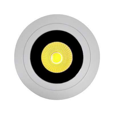 Iris 18w fixed downlight