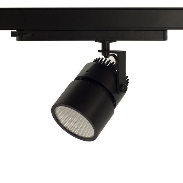 Kuper Max track 18w-25w spotlight