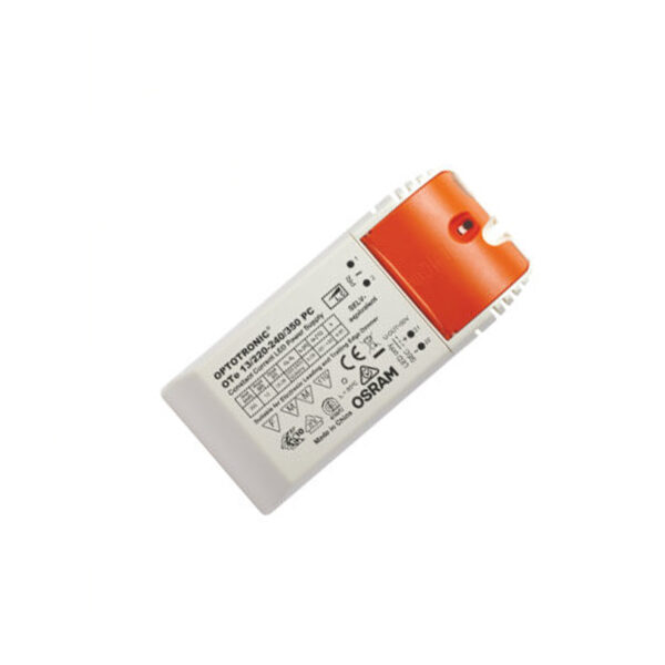 13w 350mA 18-36vf Osram dimmable driver