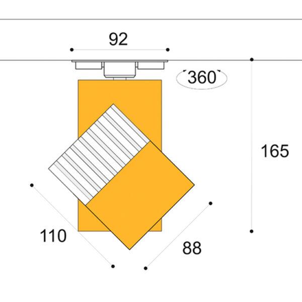Kuper Air 38-45w Spotlight Sidebox