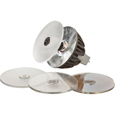 Kuper clamp stem light GU10