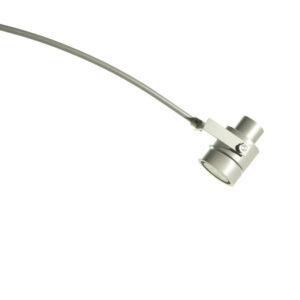 Kuper curve stemlight GU10 450mm